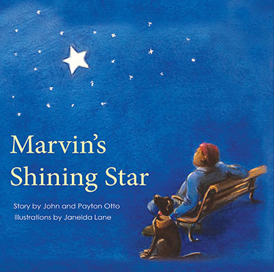 marvins shining star book cover